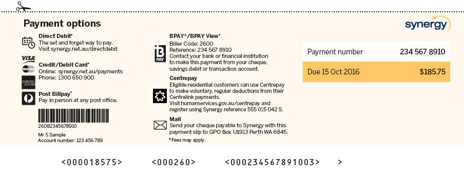 rel energy bill payment online